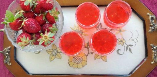 strawberry liquer