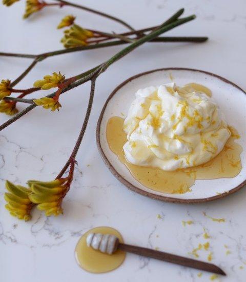 Zesty Yoghurt | KALI OREXI