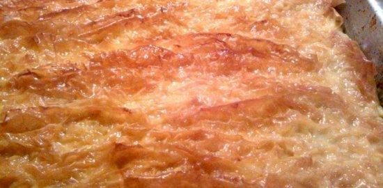 πατσαβουρόπιτα
