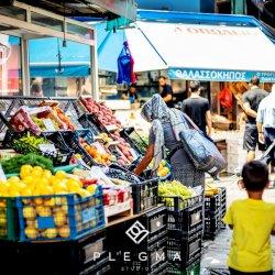 Kapani market - Thessaloniki