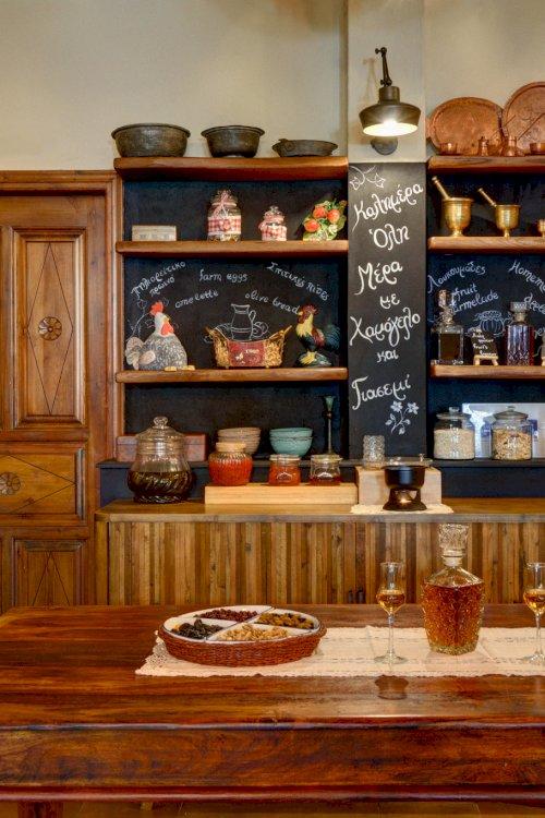 Kritsa Gastronomy Hotel Peliongastronomy Portaria (6)