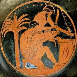Ancient Greeks' meals