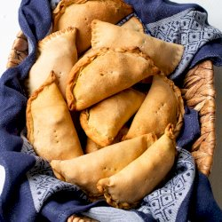 Cypriot Kolokotes – Pumpkin Turnovers